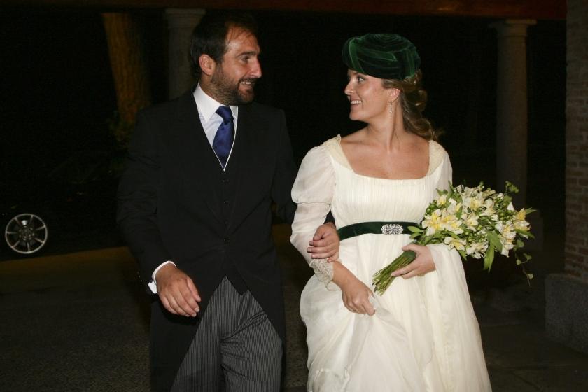 Vestido de novia - Colores y texturas - 1. Helena Mareque