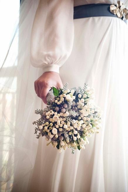 Vestido de novia - Colores y texturas - 2. Sole Alonso