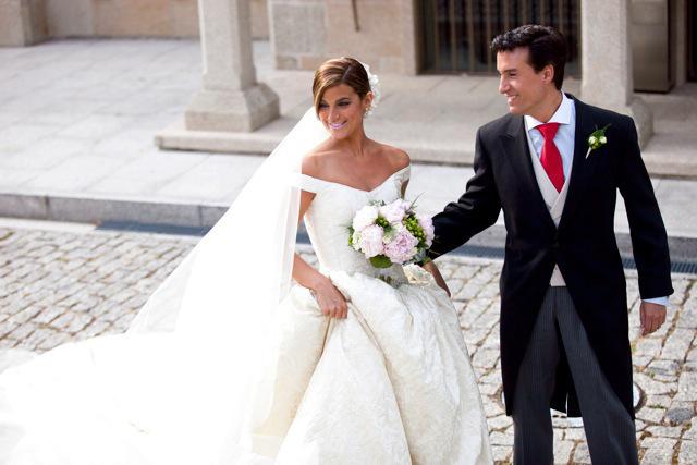 Vestido de novia - Corse y falda XL - 1. Lorenzo Caprile