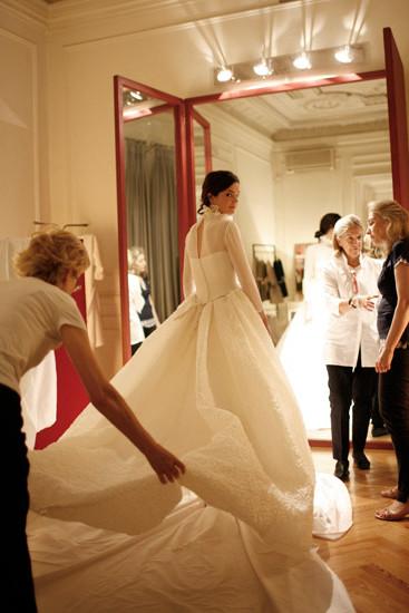 Vestido de novia - Corse y falda XL - 4. Navascues