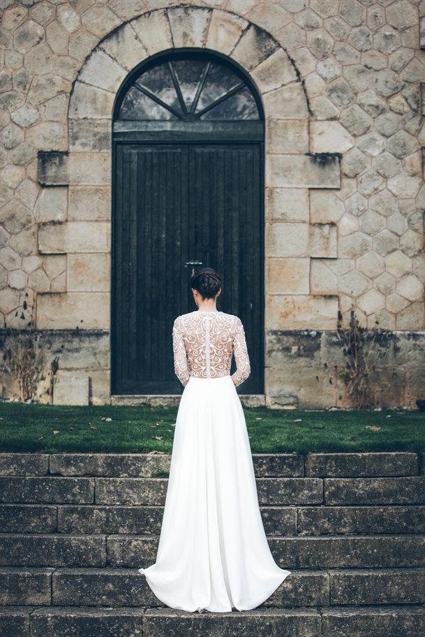 Vestido de novia - Espaldas de ensueño - 1. Teresa Palazuelo