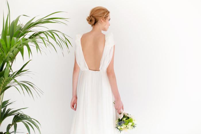 Vestido de novia - Espaldas de ensueño - 11. David Christian