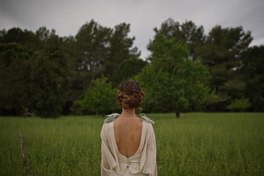 Vestido de novia - Espaldas de ensueño - 13. Helena Mareque
