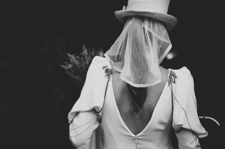 Vestido de novia - Espaldas de ensueño - 14. La Tua Pelle