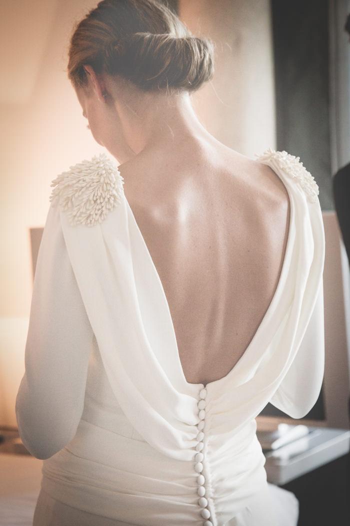 Vestido de novia - Espaldas de ensueño - 15. Navascues