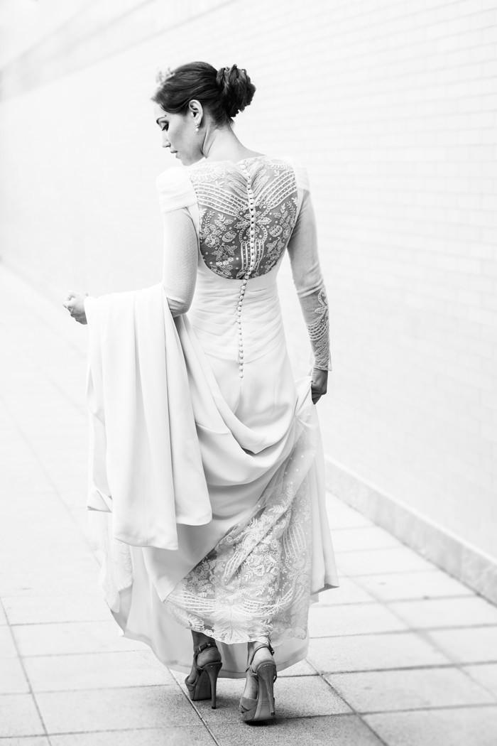 Vestido de novia - Espaldas de ensueño - 2. Pol Nuñez