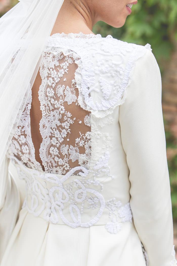 Vestido de novia - Espaldas de ensueño - 3. From Lista with Love