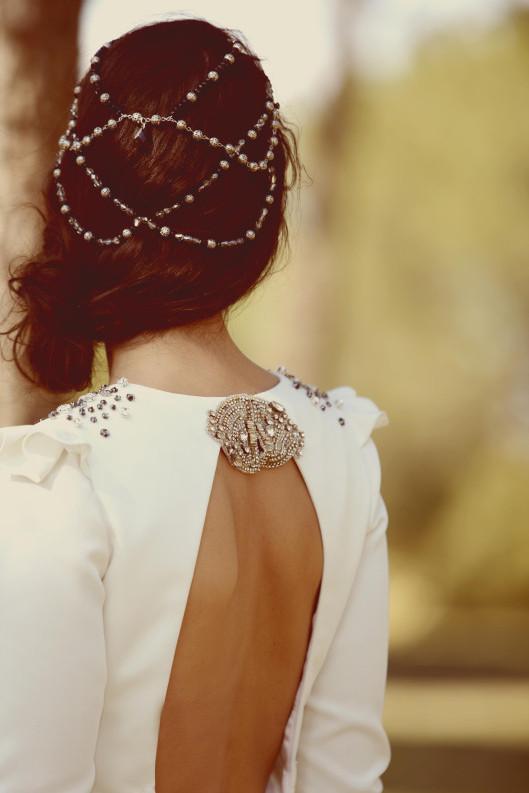 Vestido de novia - Espaldas de ensueño - 9. Beba's Closet
