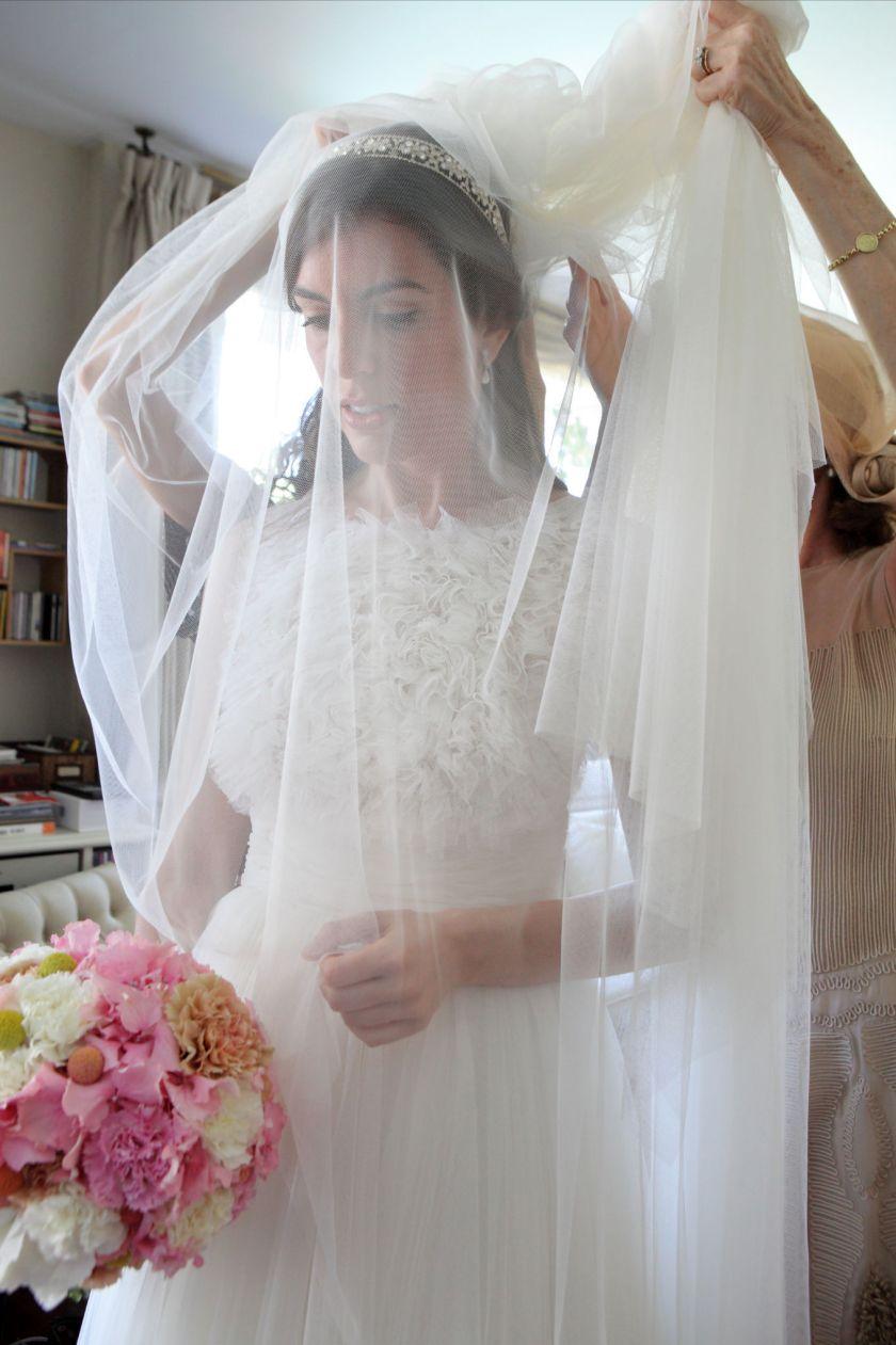 Vestido de novia - Maravillosos detalles - 3. Teresa Helbig