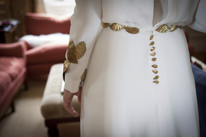 Vestido de novia - Maravillosos detalles - 5. Navascues