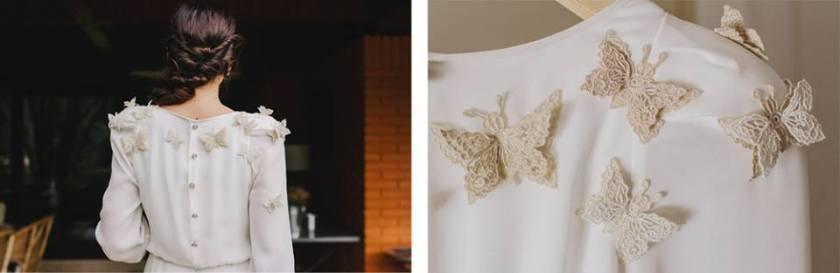 Vestido de novia - Maravillosos detalles - 7. Navascues