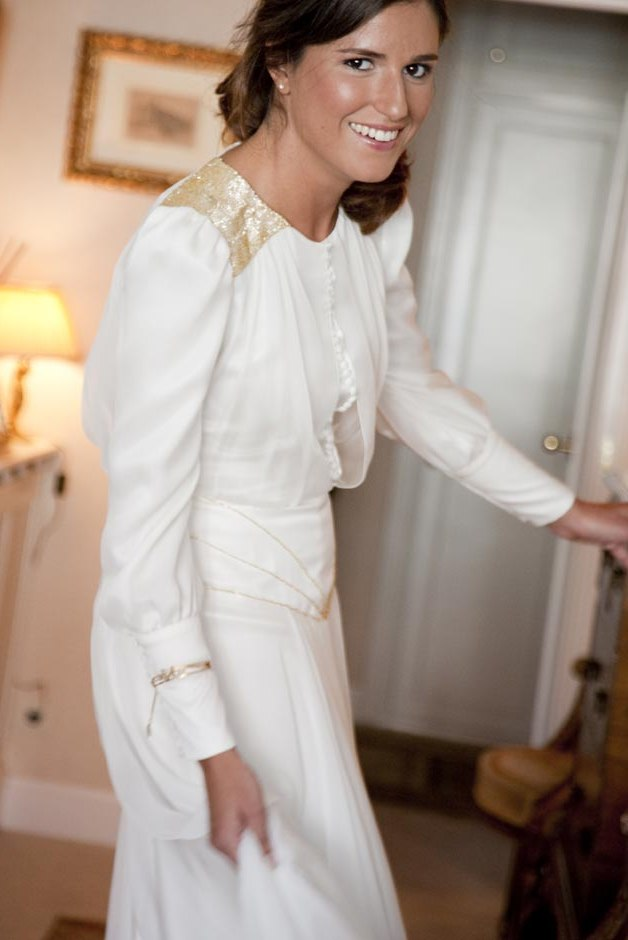 Vestido de novia - Maravillosos detalles - 9. Miguel Palacio