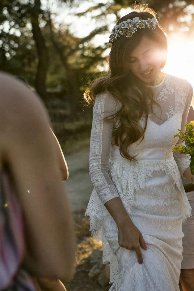 Vestido de novia - Peplum - 3. Nihil Obstat