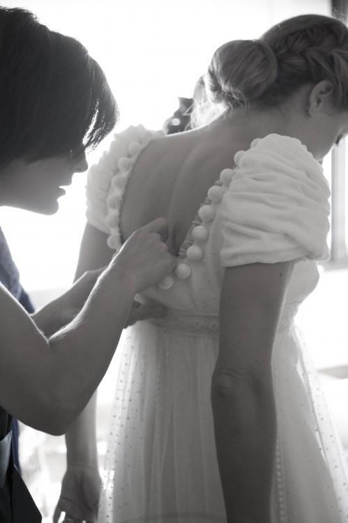 Vestido de novia - Plumeti - 3. Novia